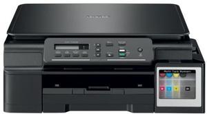 Impresora Multifuncional Wifi Brother T500w Sistema Original