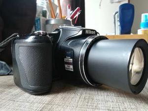 Cámara Nikon Coolpix L820 - Súper Zoom 30x - 16 Mpx -