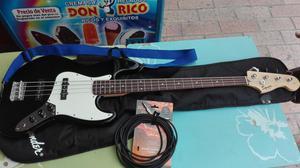Fender Squier J Bass 4 cuerdas nuevo
