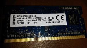 Memoria Ram Ddr3 2gb mhz Para Portatil