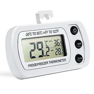 Termómetro Digital De Refrigerador, Termómetro Con