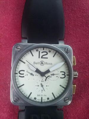 reloj automatico Bell Ross