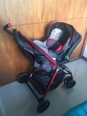 Coche bebe y silla para carro posot class - Silla bebe coche ...