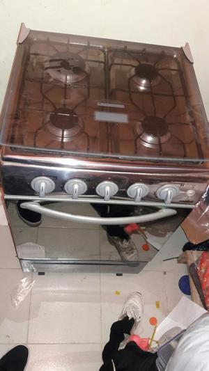 Estufa con Horno Y Encendido Electrico
