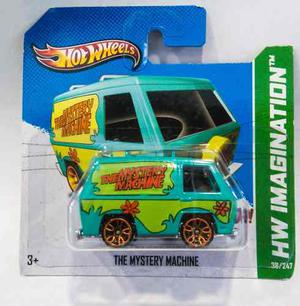 Hot Wheels The Mystery Machine Scooby Doo