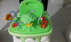 Mesa para comer de bebé fisher price silla comedor bebe