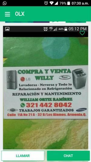 Servicio Técnico de Lavadoras Compra Y