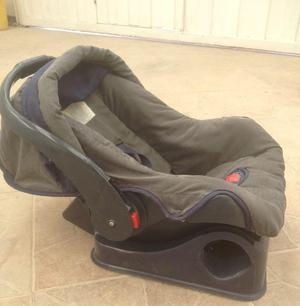 silla para carro y porta bebe multiples funciones