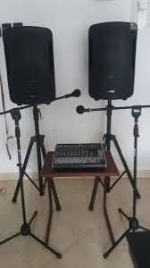 ALQUILER DE SONIDO Y DJ DE LUNES A VIERNES  EN CALI