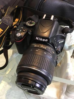 Camara Nikon D Lente  mm, ACCESORIOS ORIGINALES