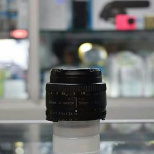 Lente Nikon 50mm D 1.8