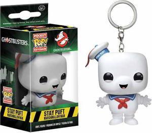 Llavero Funko Pop Caza Fantasmas Stay Puft Ghostbusters