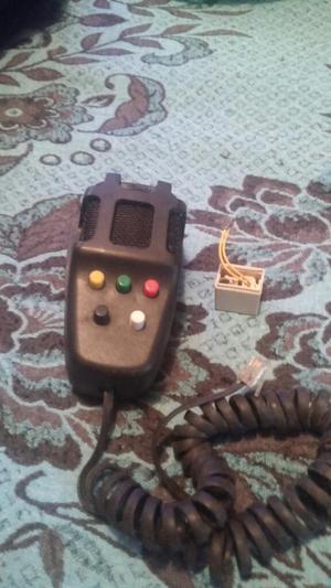 Microfono Ptt para Radio de Auto