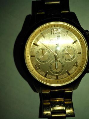 Reloj Guess Original Oro Rosa Gangazo
