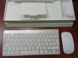 Teclado Y Mouse Mac Inalambrico