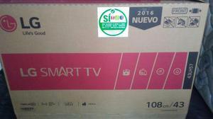 Televisor LG smart tv 43