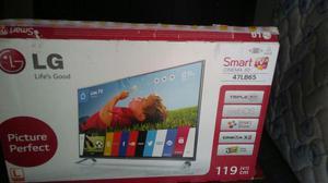 Televisor Smart Tv LG 47 3D