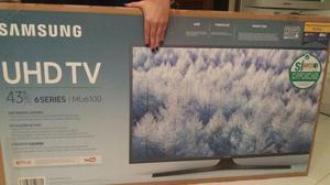 Vendo Samsung Smartv UHD 4K Base de Pared Lentes VR Box