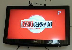 Vendo Tv Lg 32 Lcd Full Imagen Hd