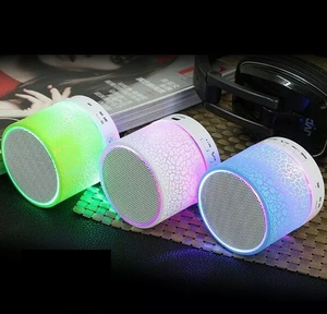 Altavoces Inalámbricos LED Bluetooth sonido HIFI