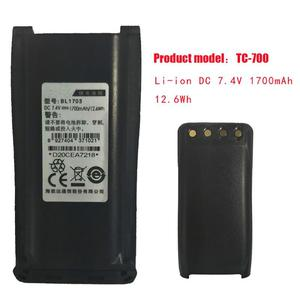 Bateria Para Radio Hytera Bt Tc700 Ct700u Tc700p