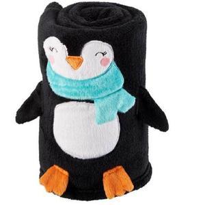 Cobija Para Bebe Térmica Carters Original Pinguino