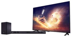 Combo Televisor Lg 49\'\' Uhd 4k Smarttv + Barra Sj3