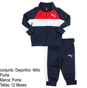 Conjunto Deportivo Puma Niño -bebe * Envió Gratis