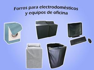 Fabriforros, forros para electrodomésticos, equipos de