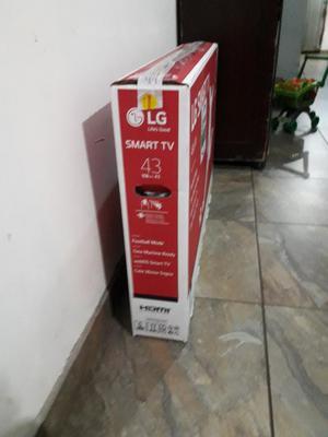 Se Vende Tv Marca Lg Smart Tv Nuevo