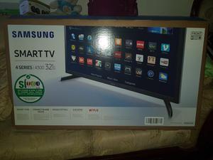 Smart Tv de 32 Sams. Practicamente Nuevo