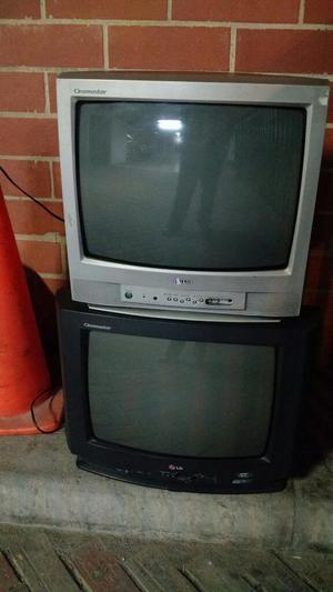 Vendo 2 Televisores Lg en Buen Estado