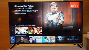 se vende hermoso tv de 34' led smart tv full ultra hd marca