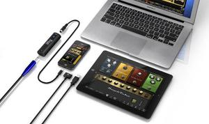 Irig Amplitube Interfaz Móvil Para Guitarra Compatible Mac