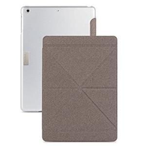 Smart Cover Ipad Air 1, Gris Con Transparente Hielo. Moshi