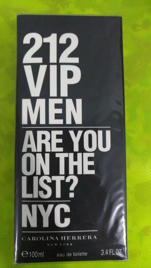 perfume 212 vio men are you on the list? en negro