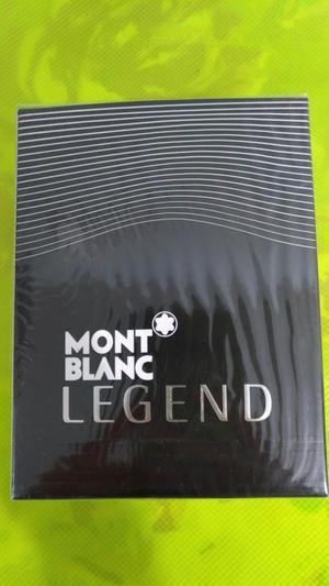 perfume legend en negro