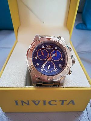 2a2edd303686 Vencambio reloj invicta suizo original.