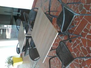 Baratos juegos de mesas con sillas