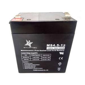 Bateria Star Tec 12v/4.5ah Repuesto Para Ups
