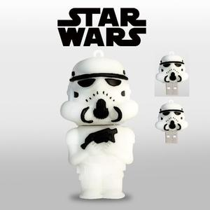 Memoria Usb 16 Gb Stormtrooper --- Star Wars