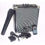 Parlante Bluetooth Microfono, Radio, Usb Maxi Mh-70bt