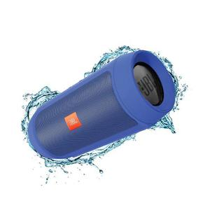 Parlante Jbl Charge2+ Resistente A Salpicaduras -azul