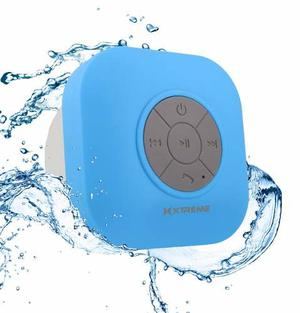 Parlante Xtreme Bluetooth Para Ducha, Cuadrado