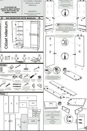 Muebles modulares de segunda cali posot class for Armado de muebles en mdf