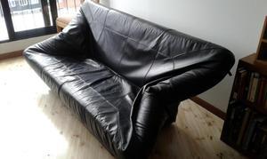 Sofa deco moderno posot class for Sofa cama de cuero