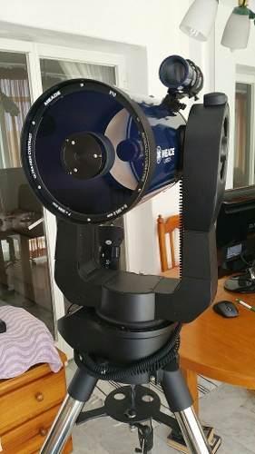 Telescopio Meade Lx200 De 8 Pulgadas mm