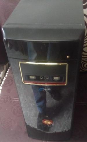 Torre Cpu Gamers Fx  A 3.5ghz 1tb Video Gt 210 A 1gb