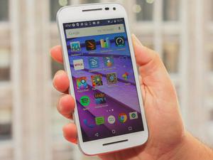 Motorola Moto G3 Resistente Al Agua 16gb