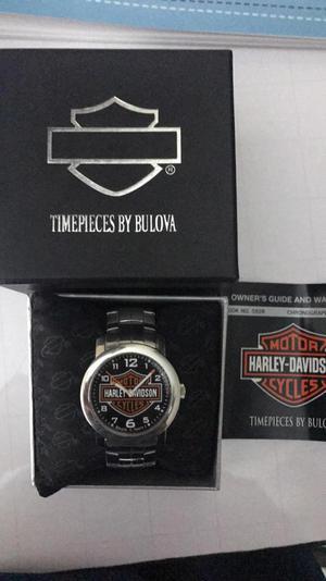 Reloj Hombre Bulova Harley Davidson
